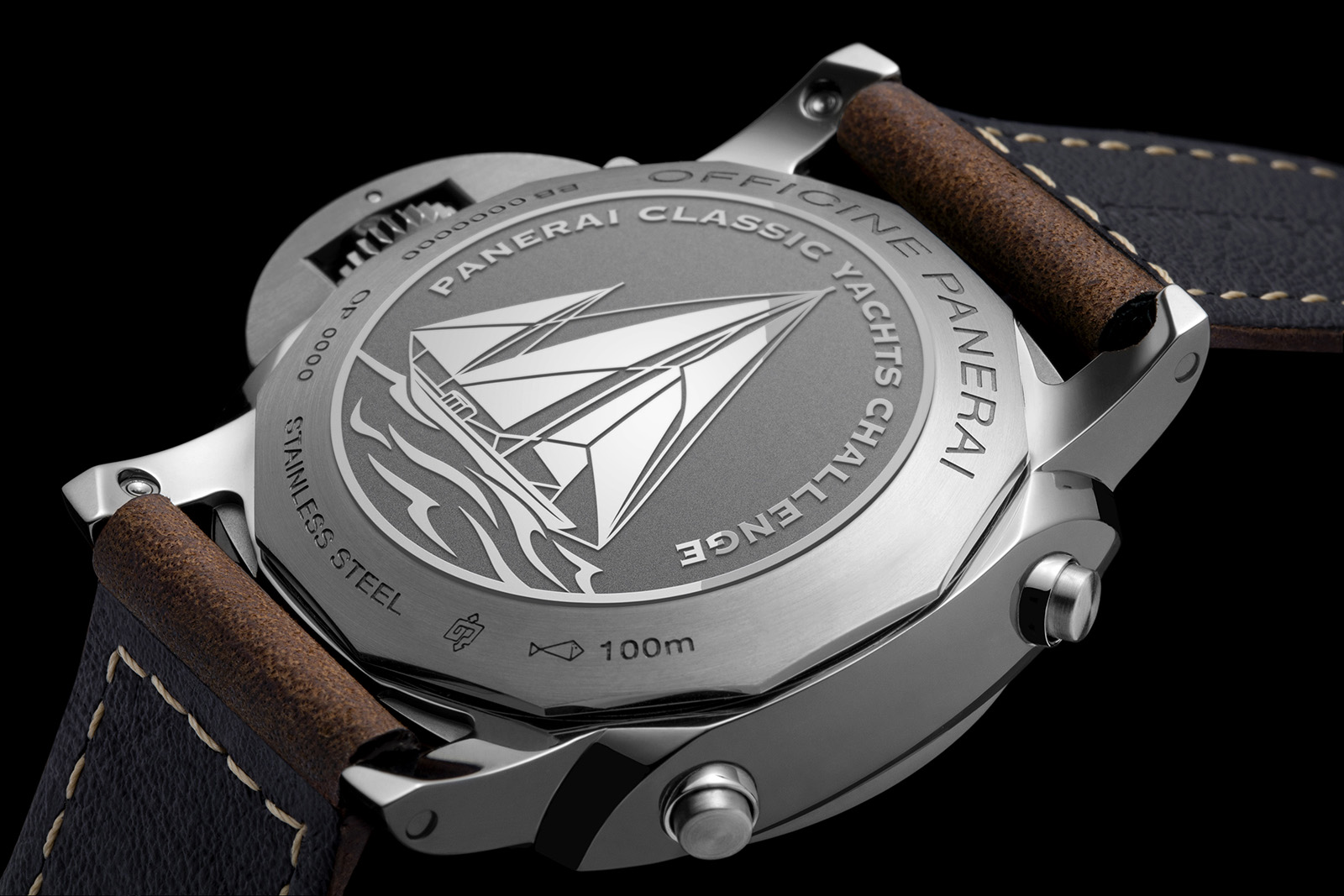Panerai Luminor 1950 PCYC 3 Days Chrono Flyback Automatic Pam654