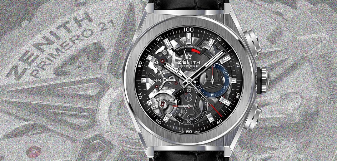 Zenith en Baselworld 2017 - cover
