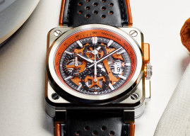 Bell & Ross BR 03-94 AeroGT Orange
