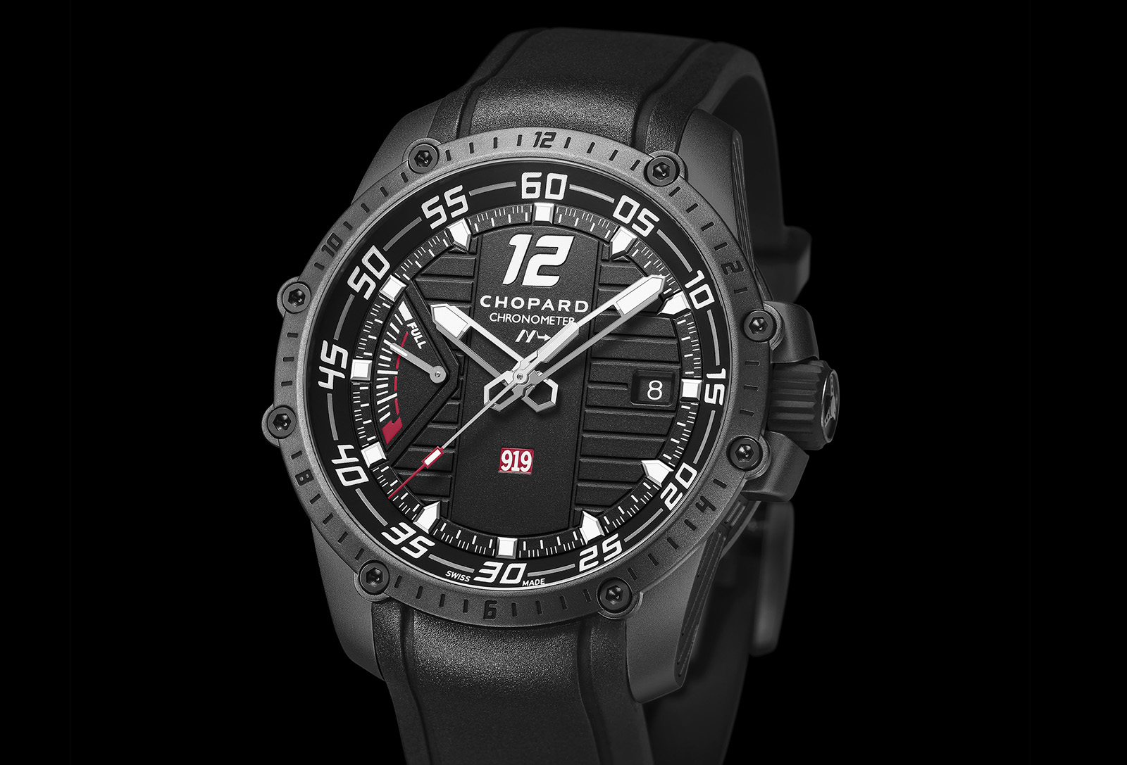 Chopard Superfast Power Control Porsche 919 HF Edition - 2