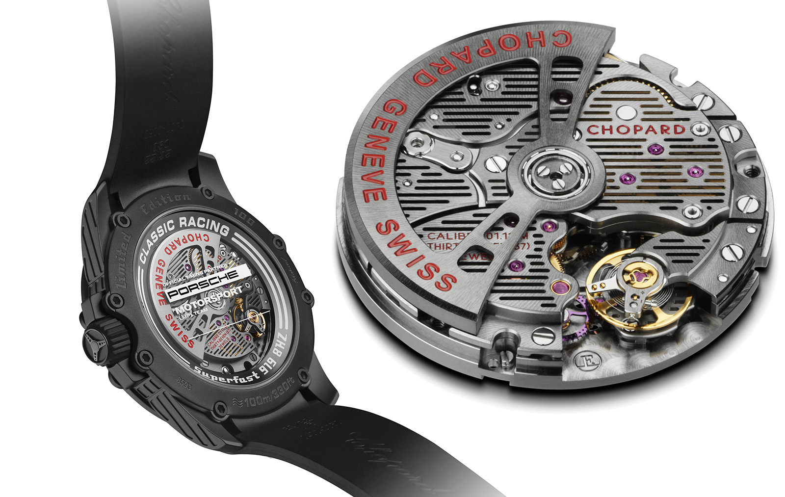 Chopard Superfast Power Control Porsche 919 HF Edition - 3