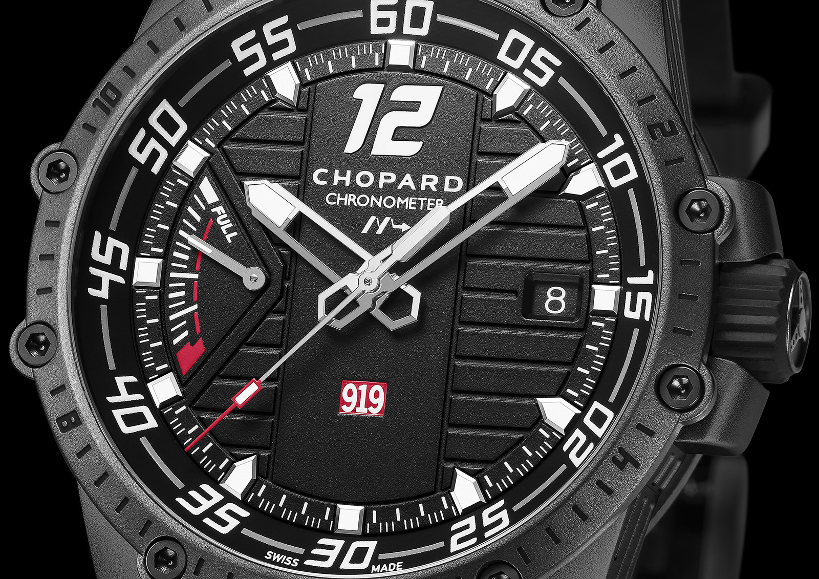 Chopard Superfast Power Control Porsche 919 HF Edition - 4