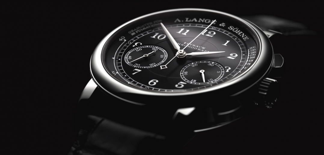 Lange 1815 Chronograph Header