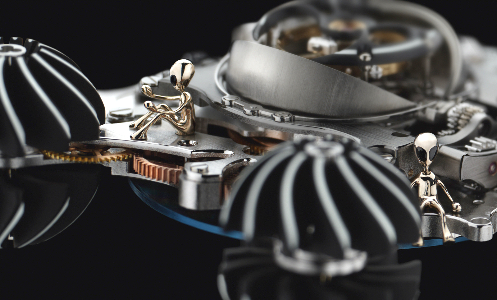MB&F HM6 Alien Nation Detail 2