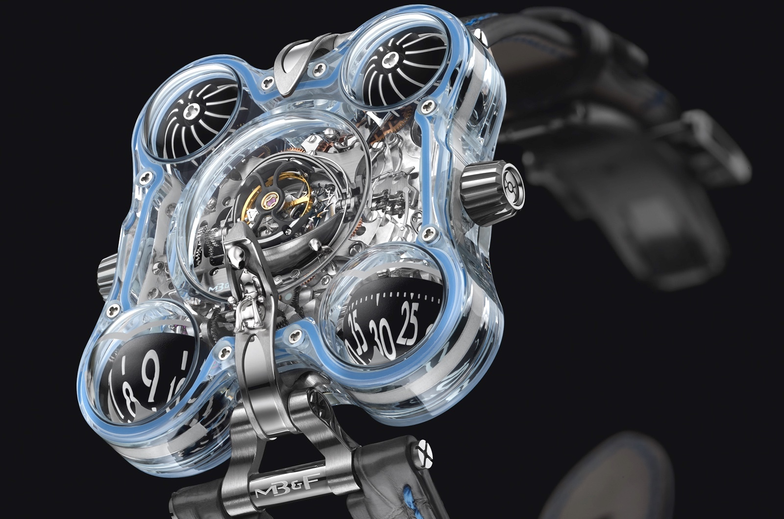 MB&F HM6 Alien Nation Front Day