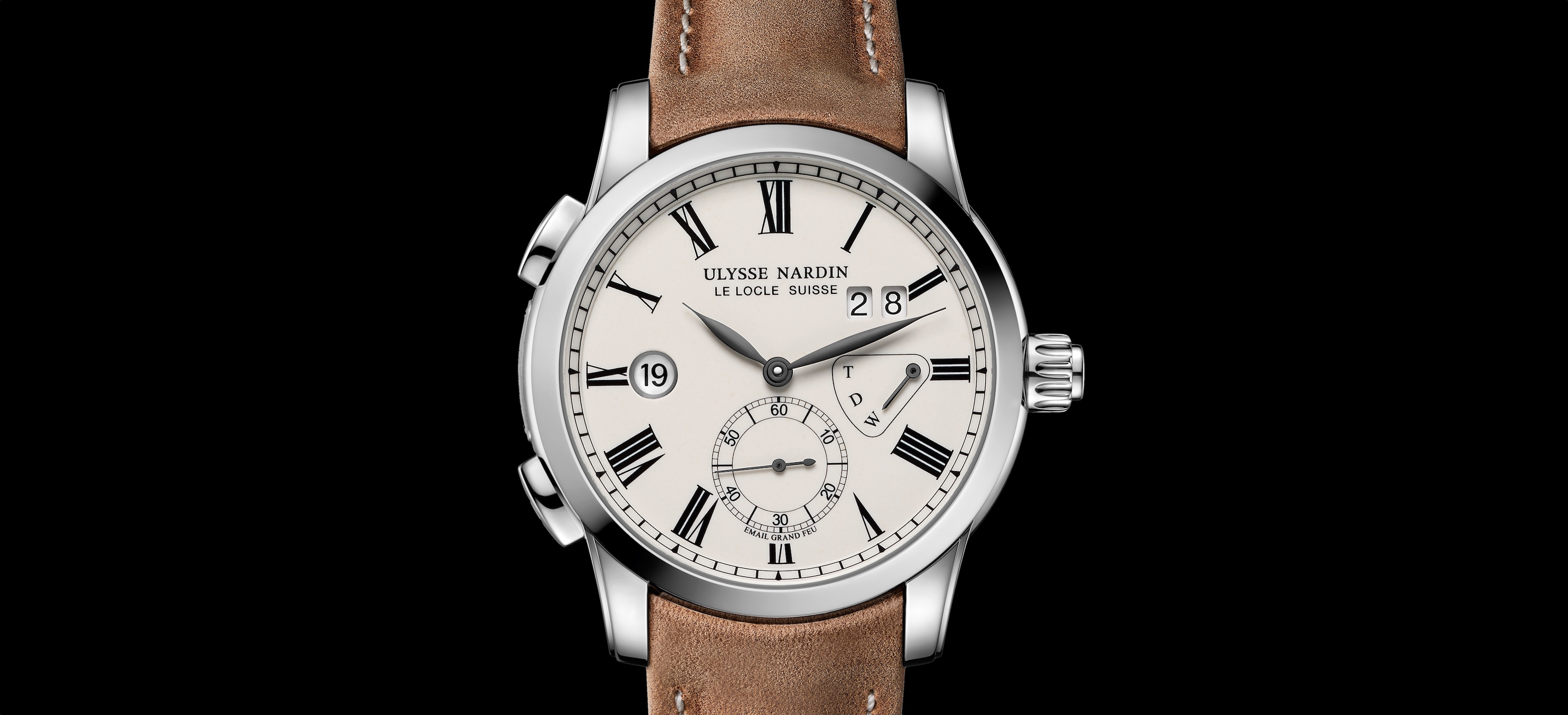 Ulysse Nardin Classic Dual Time Email Boutique