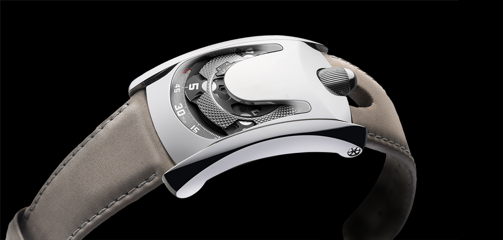 Arpal One Laurent Ferrier & Urwerk - 1