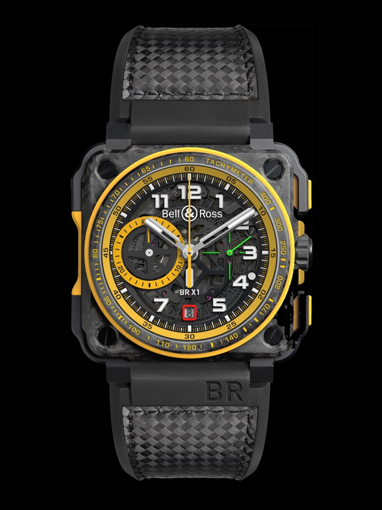 Only Watch 2017 - BELL & ROSS BR-X1 R.S.17
