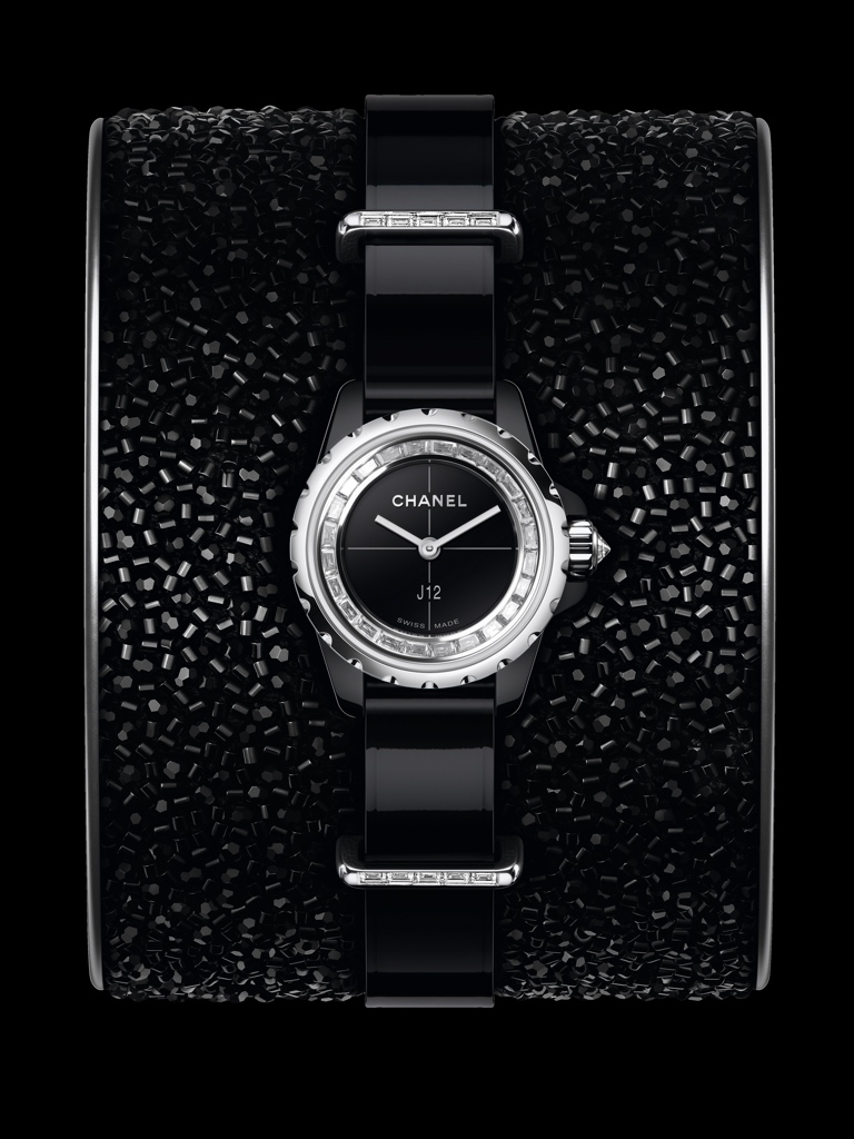 Only Watch 2017 - CHANEL J12∙XS