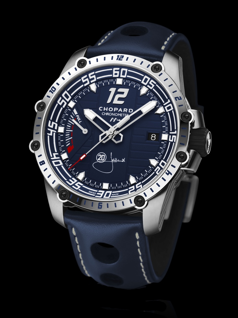 Only Watch 2017 - CHOPARD Superfast 8 Hz Power Control Porsche 919