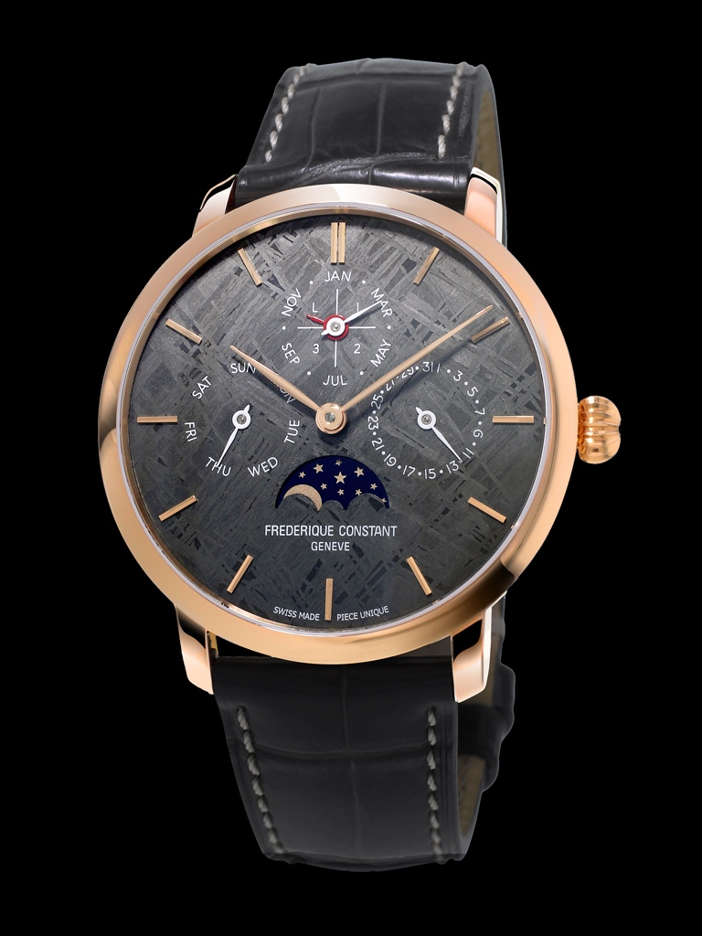 Only Watch 2017 - FRÉDÉRIQUE CONSTANT Manufacture Perpetual Calendar