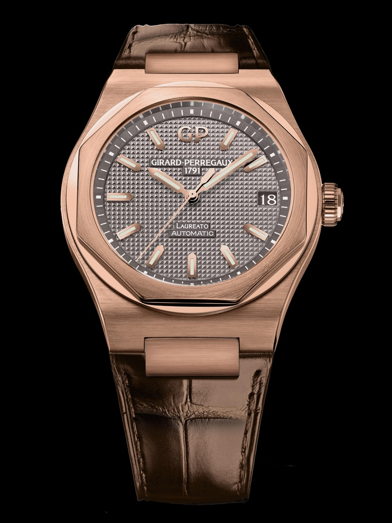 Only Watch 2017 - GIRARD PERREGAUX Laureato 2017 Special Edition