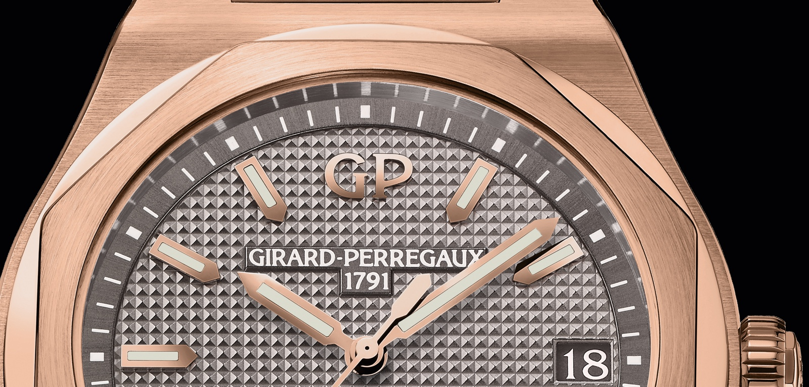 Girard-Perregaux Laureato 2017 Special Edition Only Watch