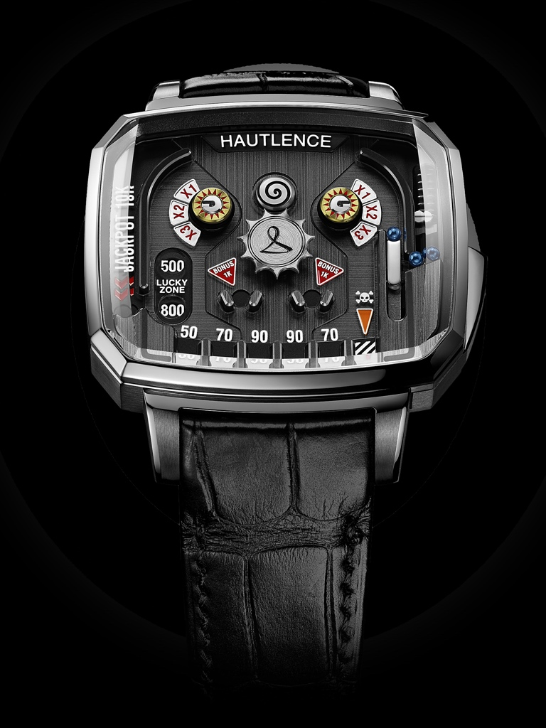 Only Watch 2017 - HAUTLENCE Pinball, Ball-e – Mechanical Pinball