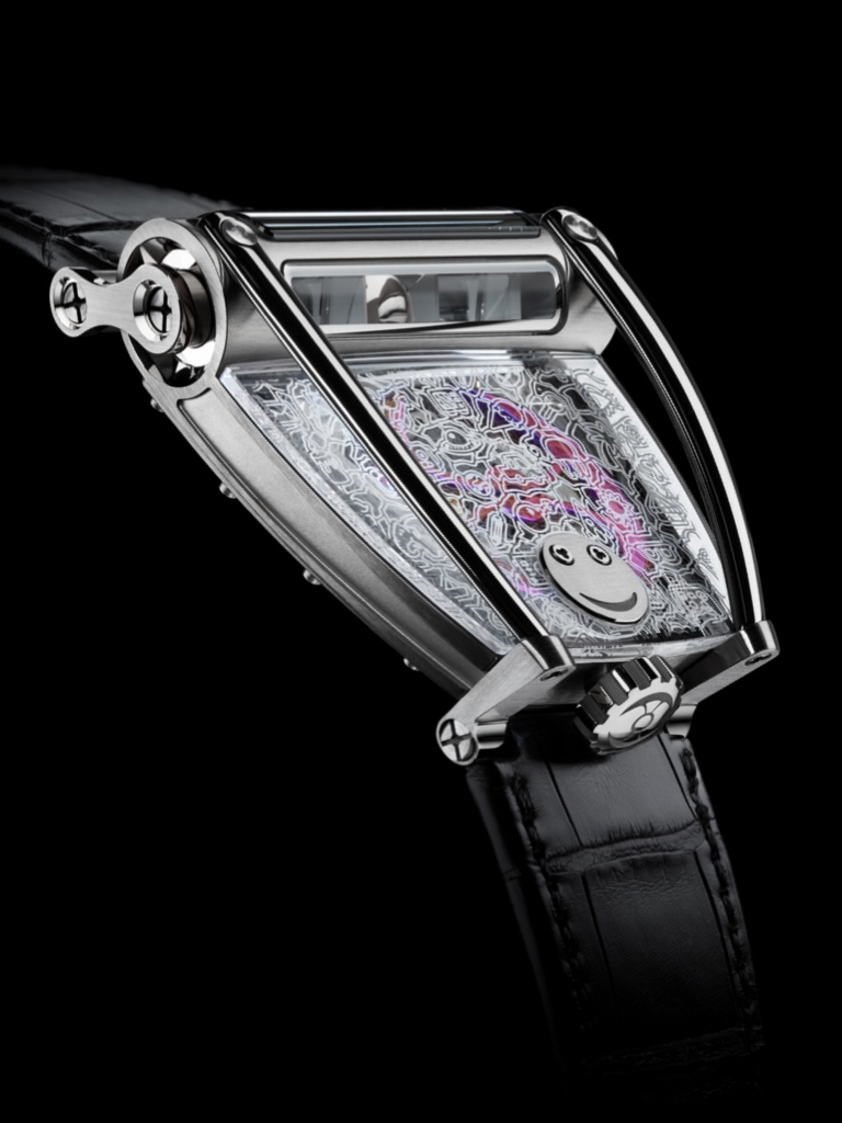 Only Watch 2017 - MB&F Horological Machine n°8
