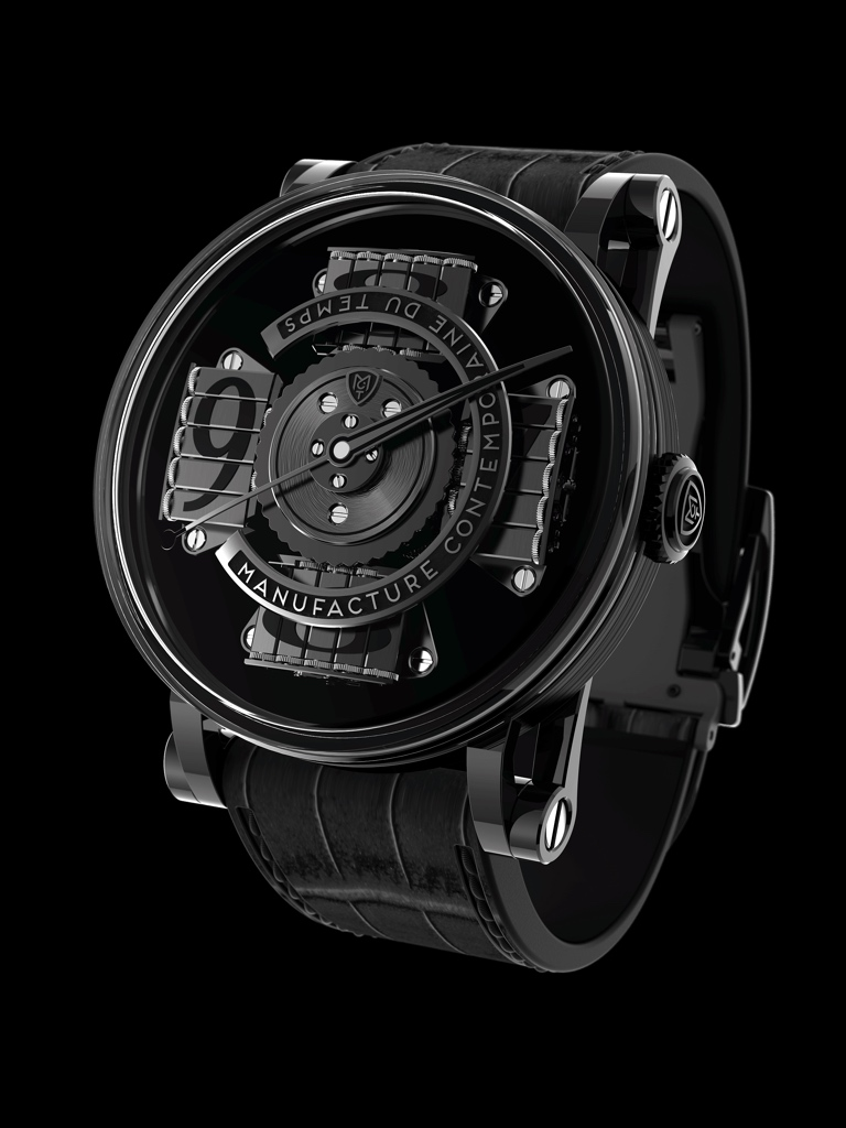 Only Watch 2017 - MCT S200 Vantablack