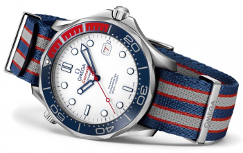 Omega Seamaster Diver 300M Commanders Watch Portada