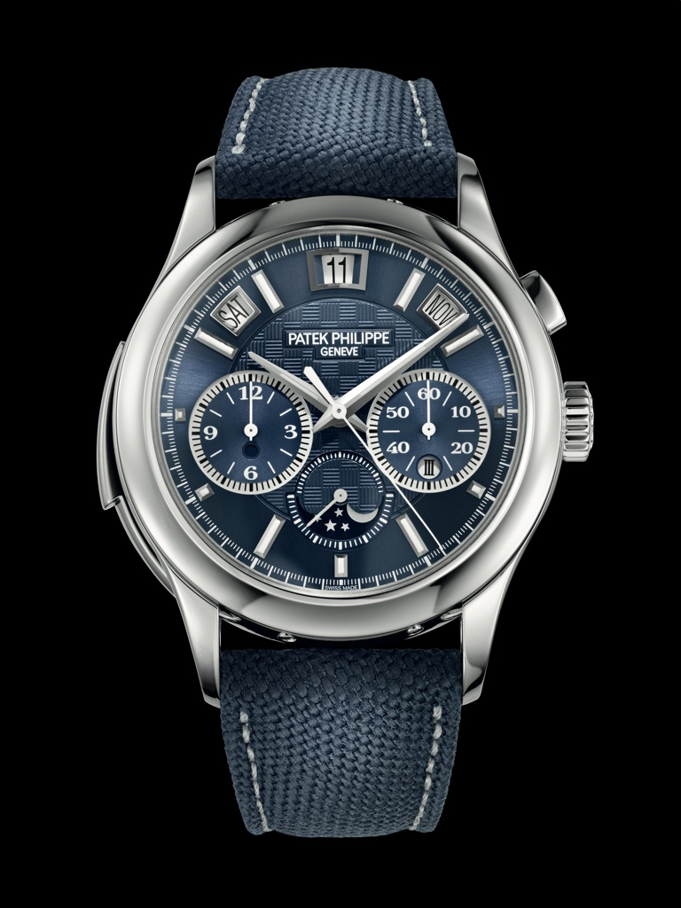 Only Watch 2017 - Patek Philippe 5208T-001