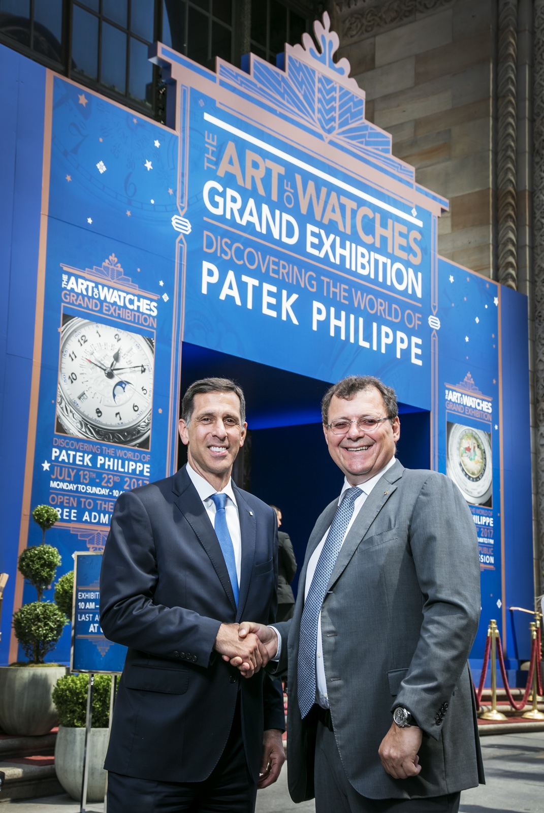 Patek Philippe The Art of Watches Grand Exhibition New York 2017 - Stern & Petinelli