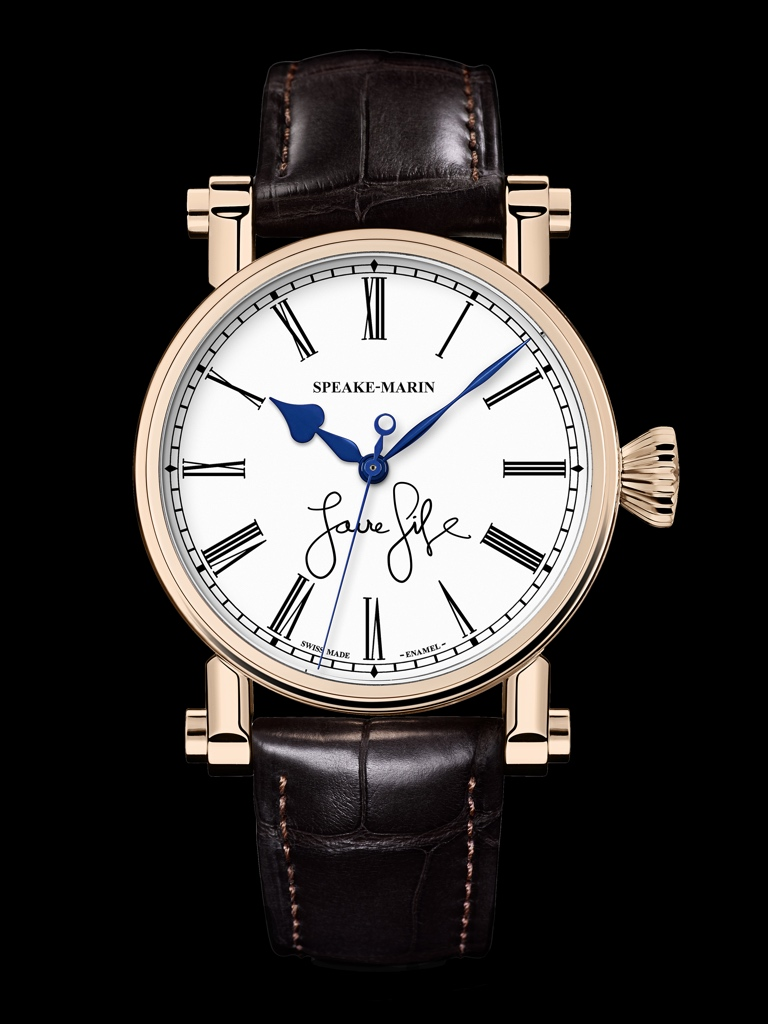 Only Watch 2017 - SPEAKE MARIN The Resilience Love Life