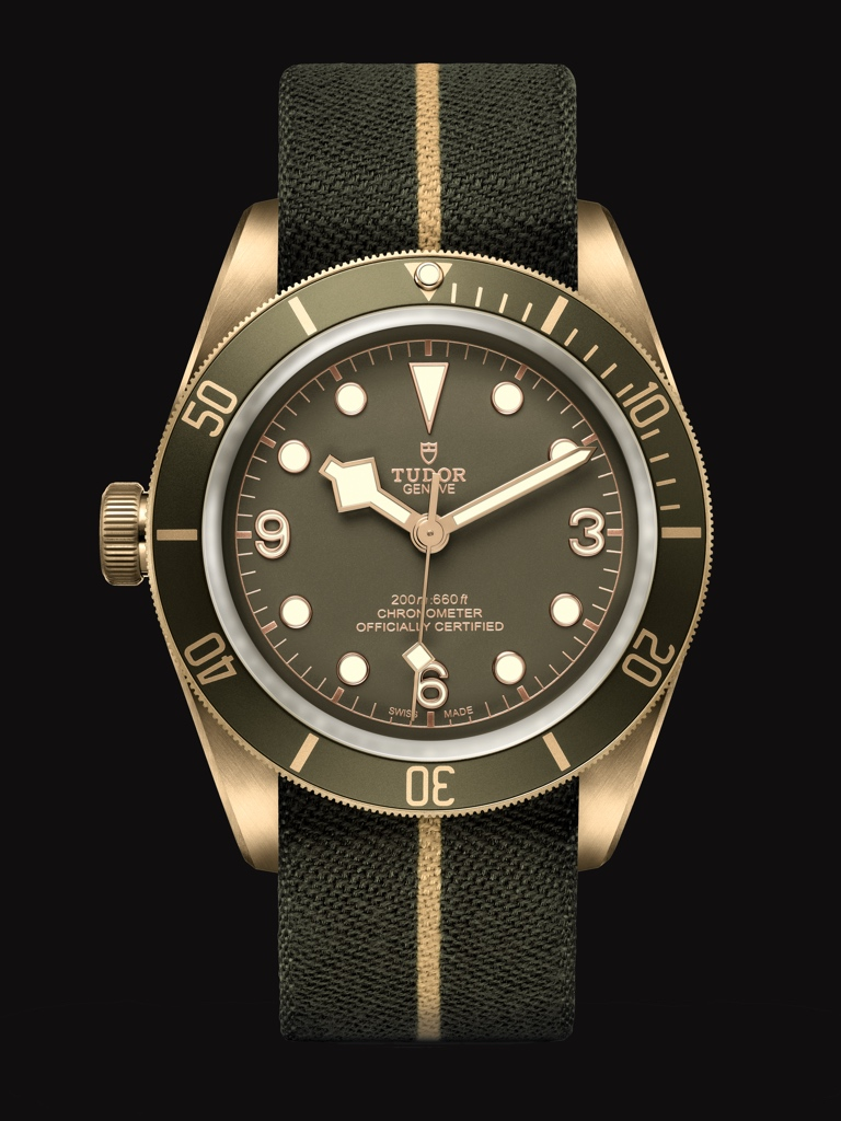Only Watch 2017 - TUDOR Black Bay Bronze One