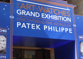 Patek Philippe: The Art of Watches Grand Exhibition New York 2017