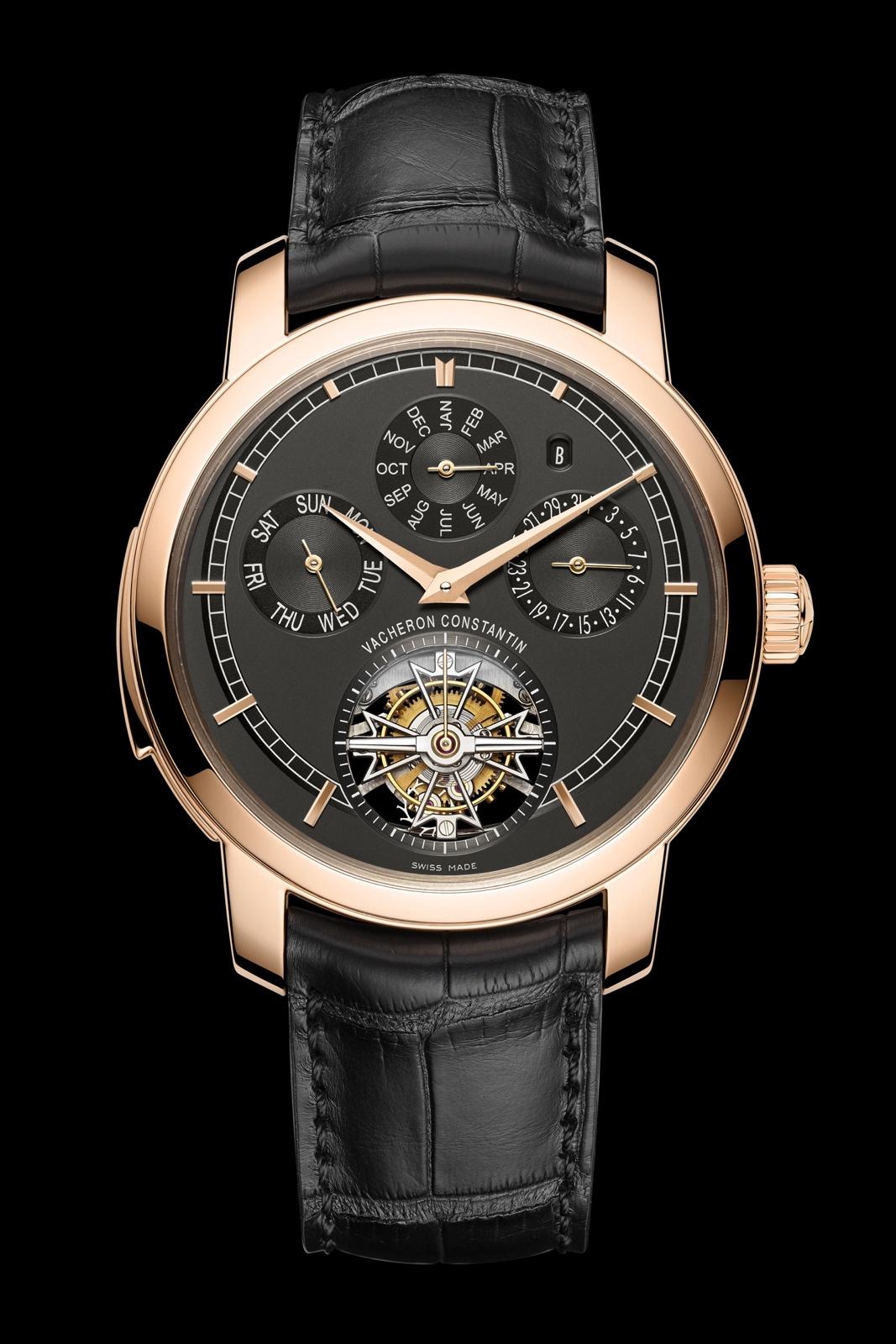 Vacheron Constantin Traditionnelle Slate Grey - Calibre 2755