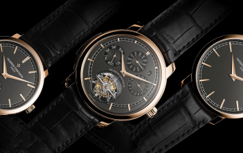 Vacheron Constantin Traditionnelle Slate Grey
