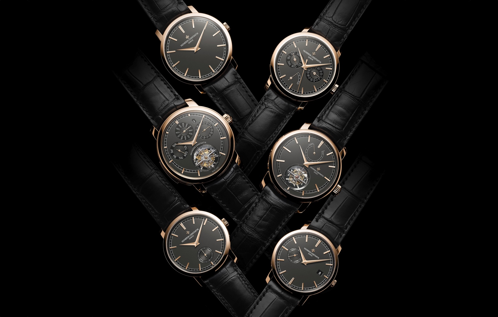 Vacheron Constantin Traditionnelle Slate Grey collection