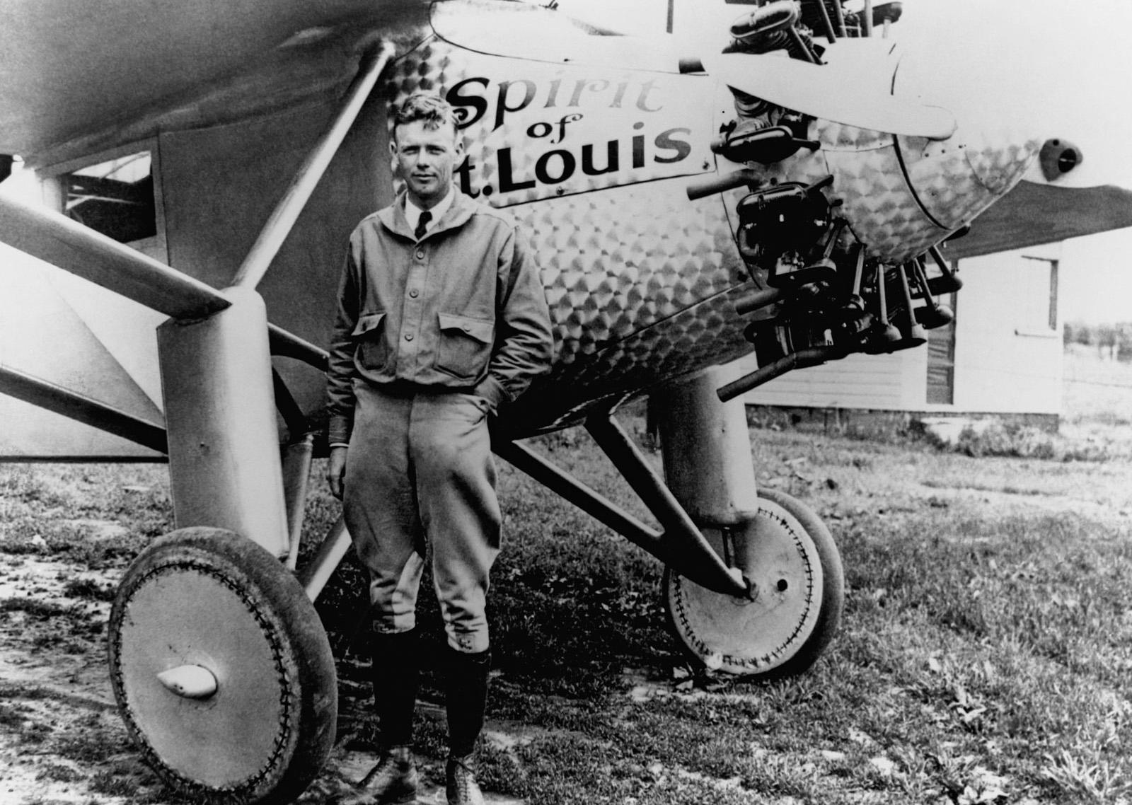 Longines - Charles Lindbergh