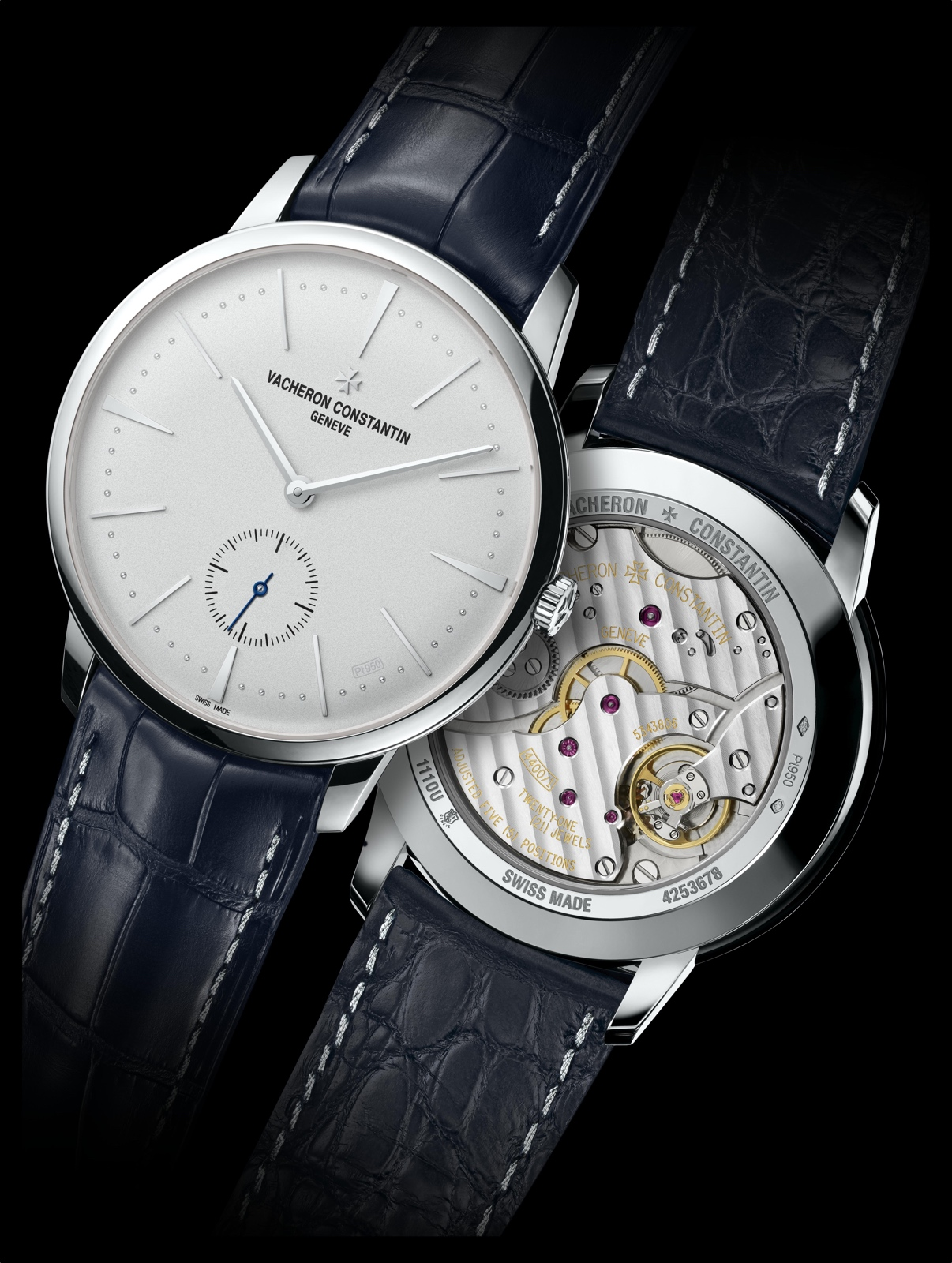 Vacheron Constantin Collection Excellence Platine face-dos