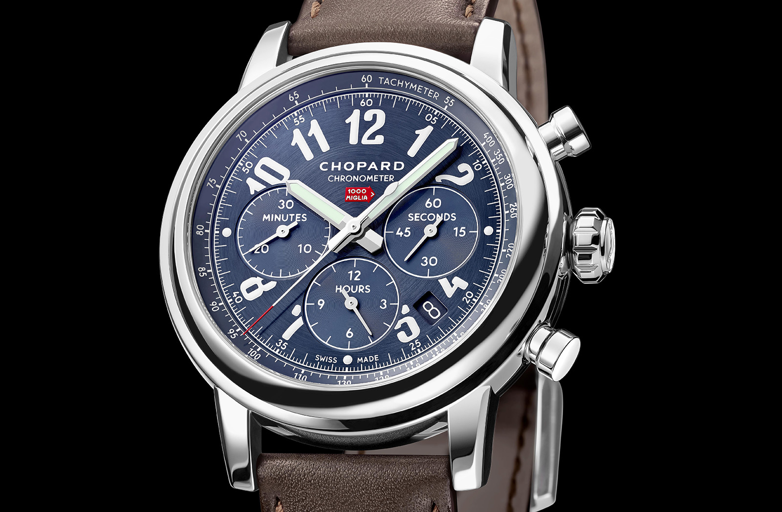chopard mille miglia classic chronograph. Black Bedroom Furniture Sets. Home Design Ideas