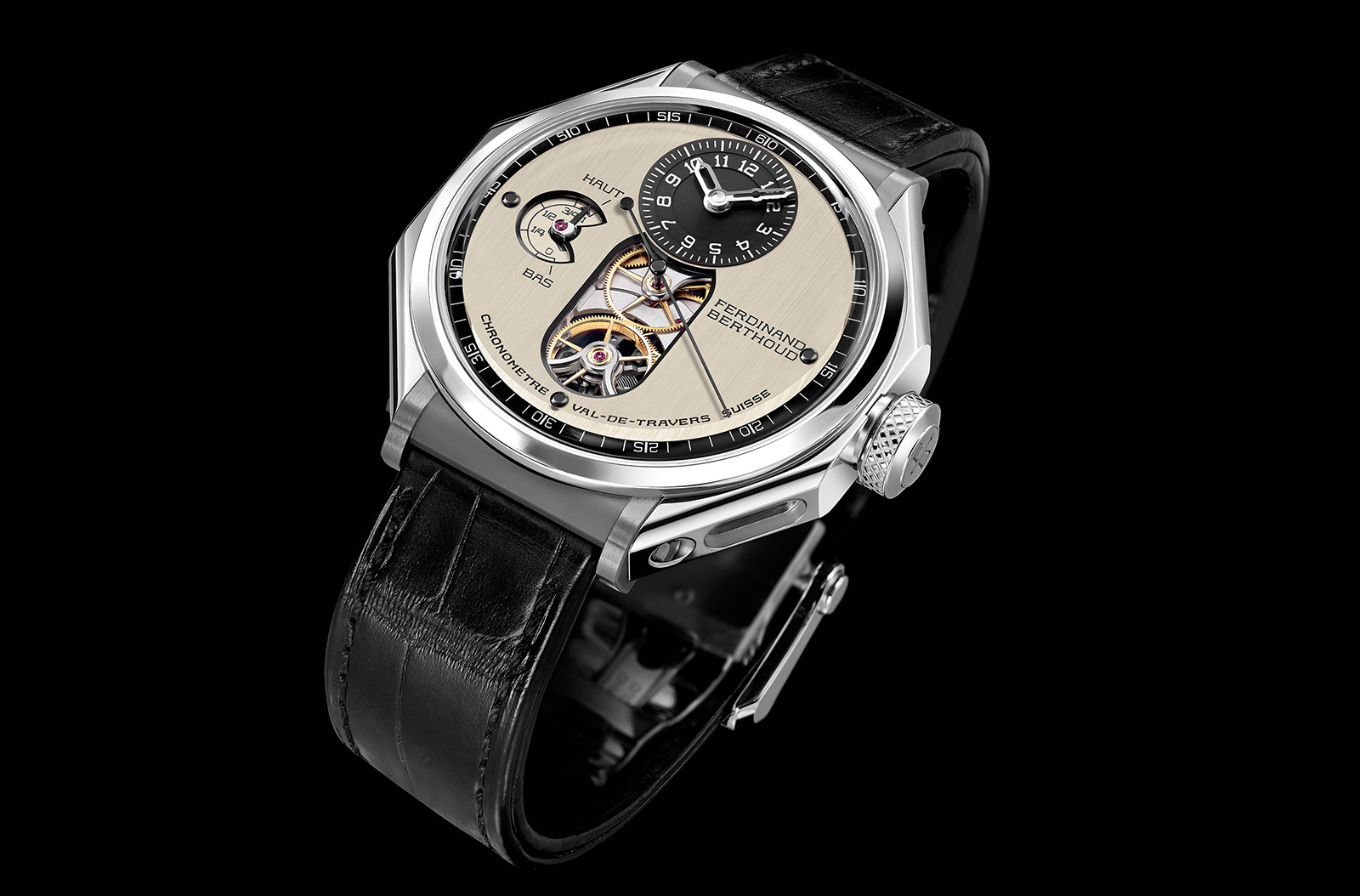 Chronomètre Ferdinand Berthoud FB 1.3-01