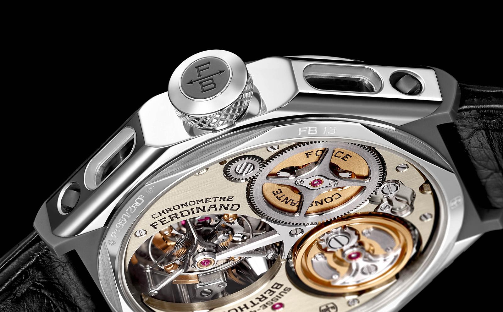 Chronomètre Ferdinand Berthoud FB 1.3-03