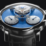 MB&F Legacy Machine SE. La magia del escape suspendido.