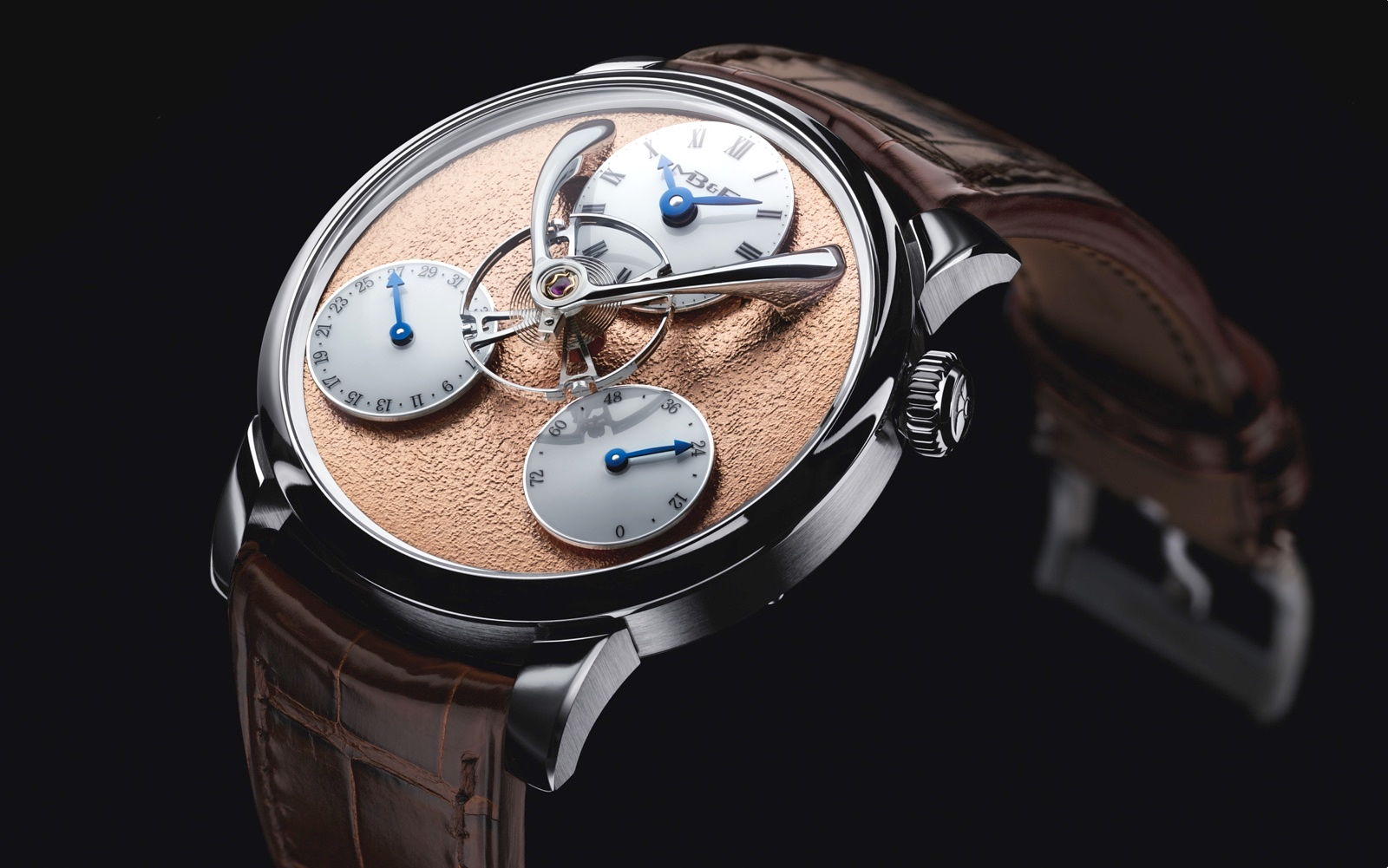 MBandF Legacy Machine SE Red Front