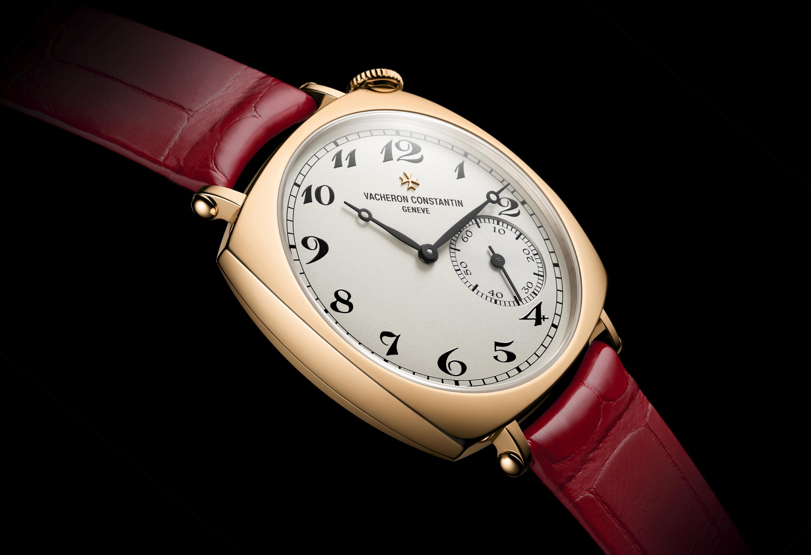 Vacheron Constantin Historiques American 1921 small - side red