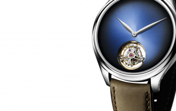 Moser Endeavour Tourbillon Concept