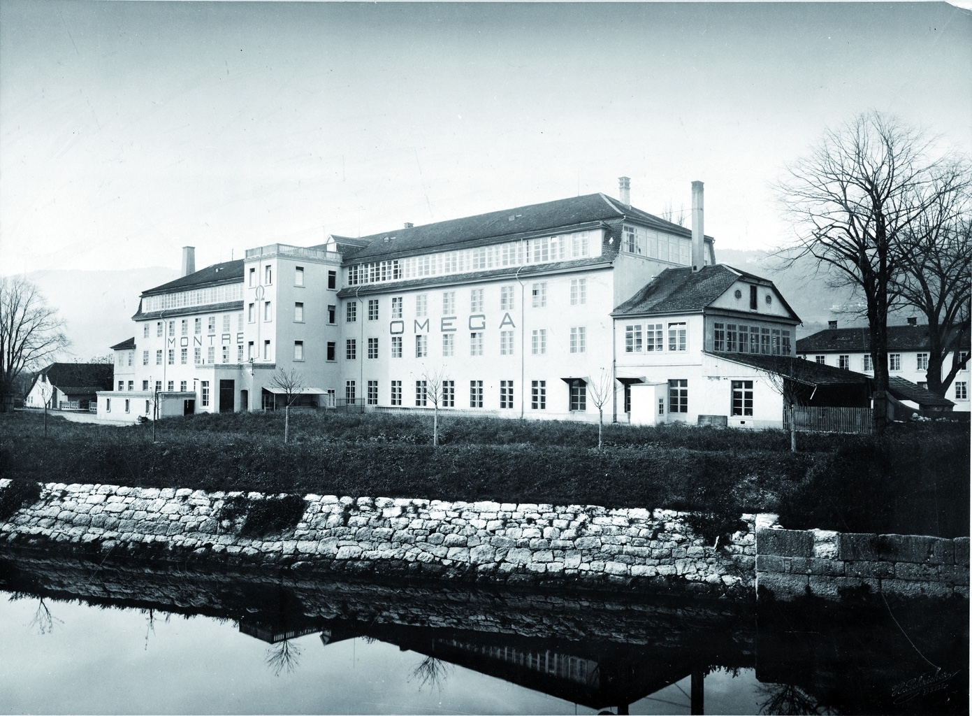 Omega Factory 1902