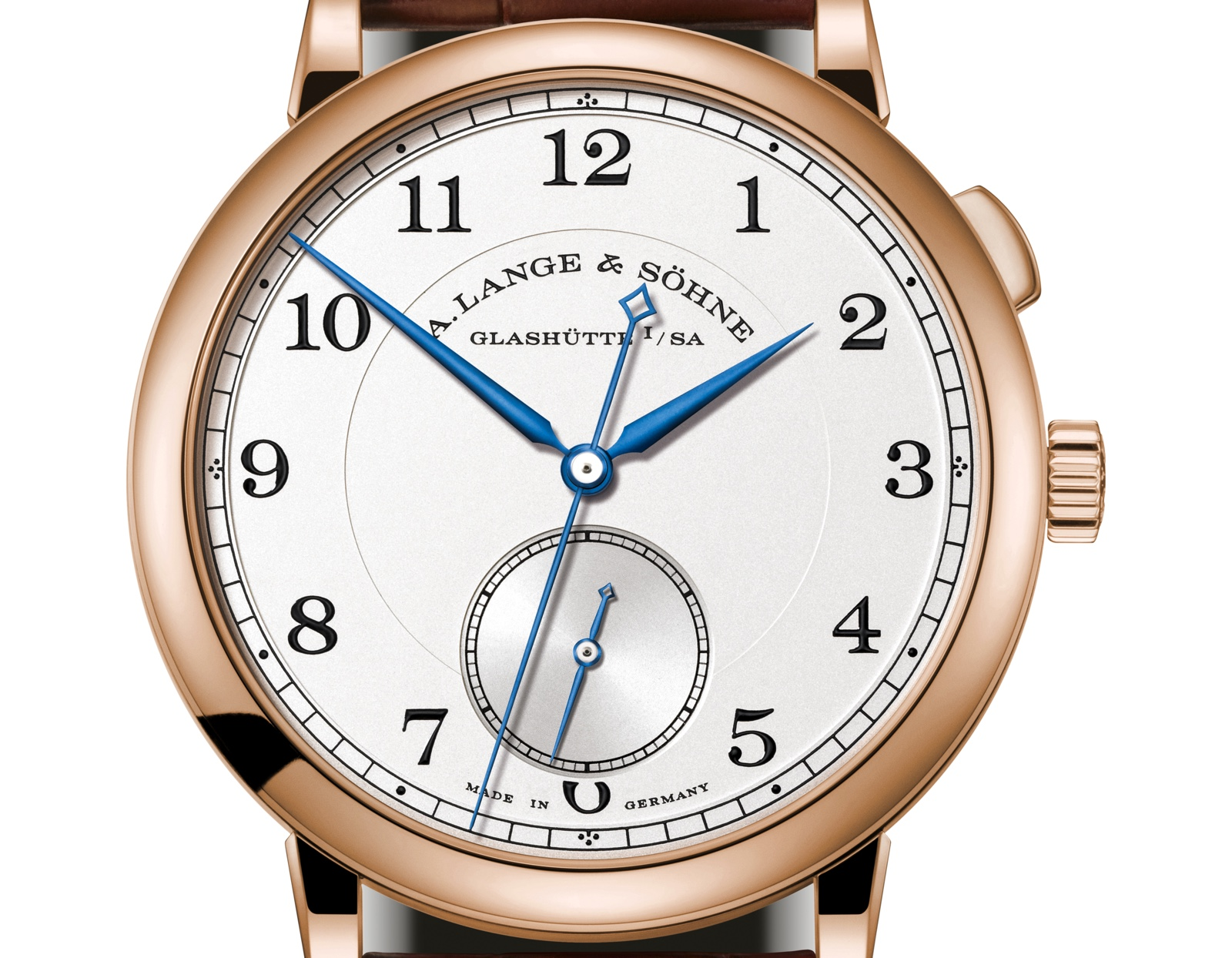 1815 Homage to Walter Lange Red Gold