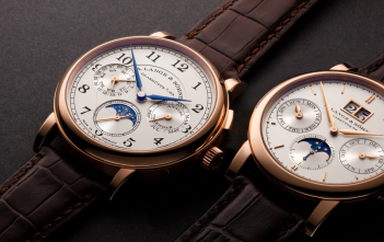 1815 and Saxonia Annual Calendar Lange Hedaer