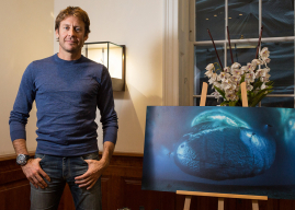 Laurent Ballesta, socio de Blancpain, gana el concurso Wildlife Photographer of the Year