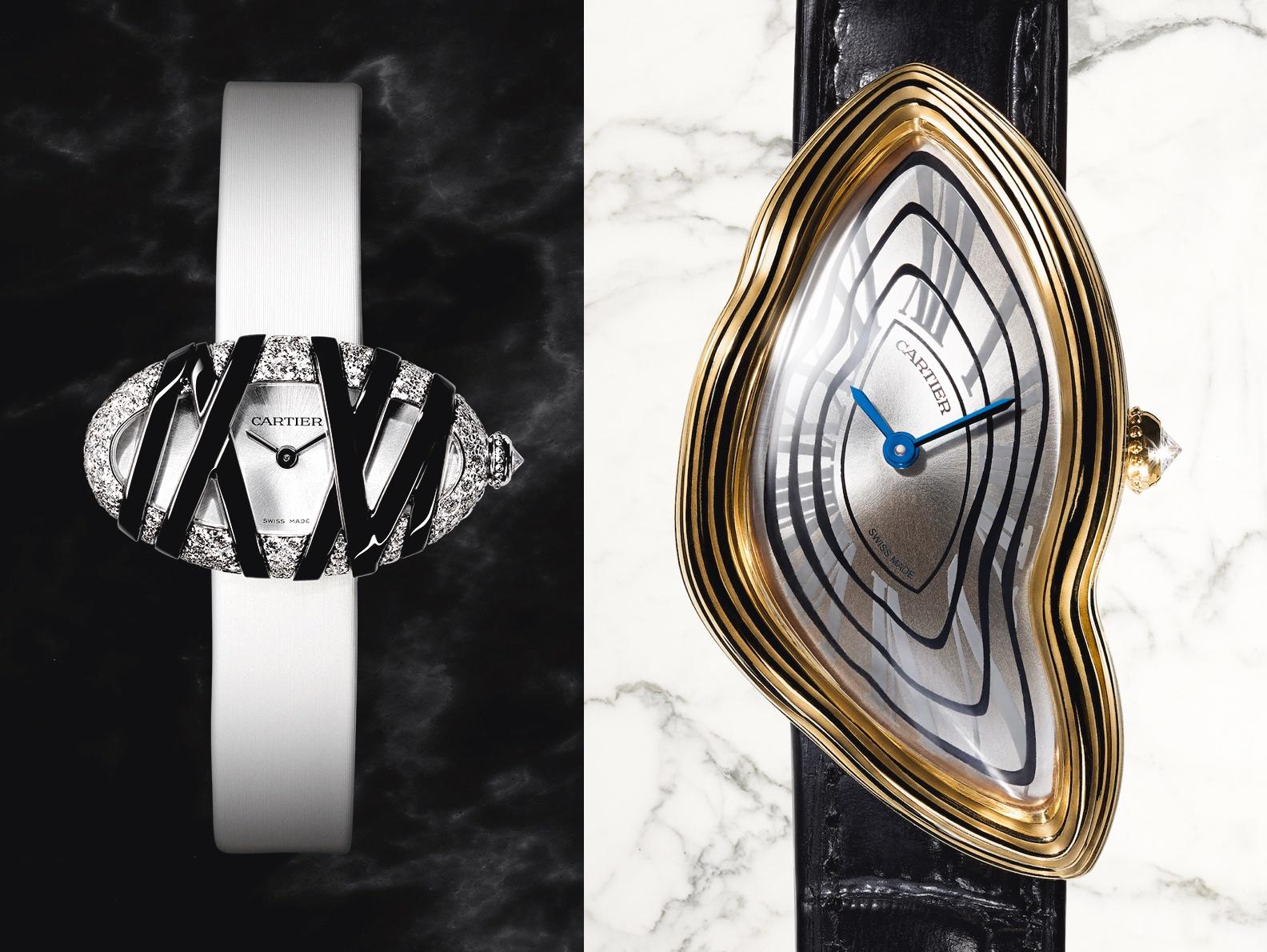 Cartier Libre - Baignoire Interdite - Crash Radieuse