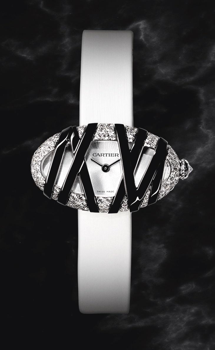 Cartier Libre - Baignoire Interdite
