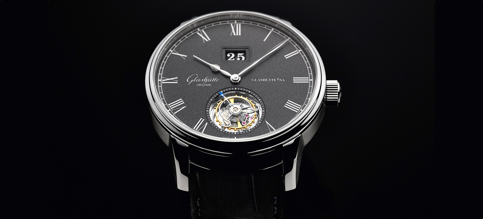 Glashutte Original Senator Tourbillon 2013