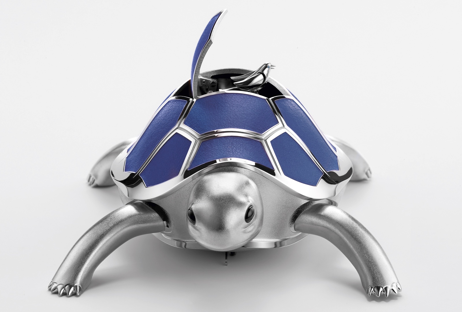 MB&F Kelys and Chirp Front