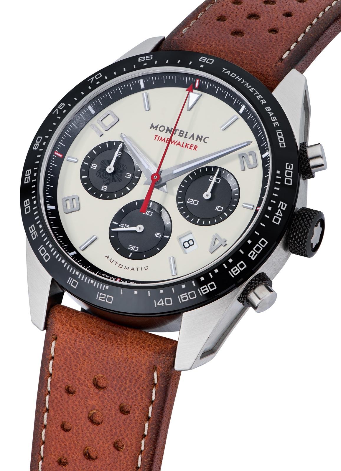 Montblanc TimeWalker Manufacture Chronograph Soldat