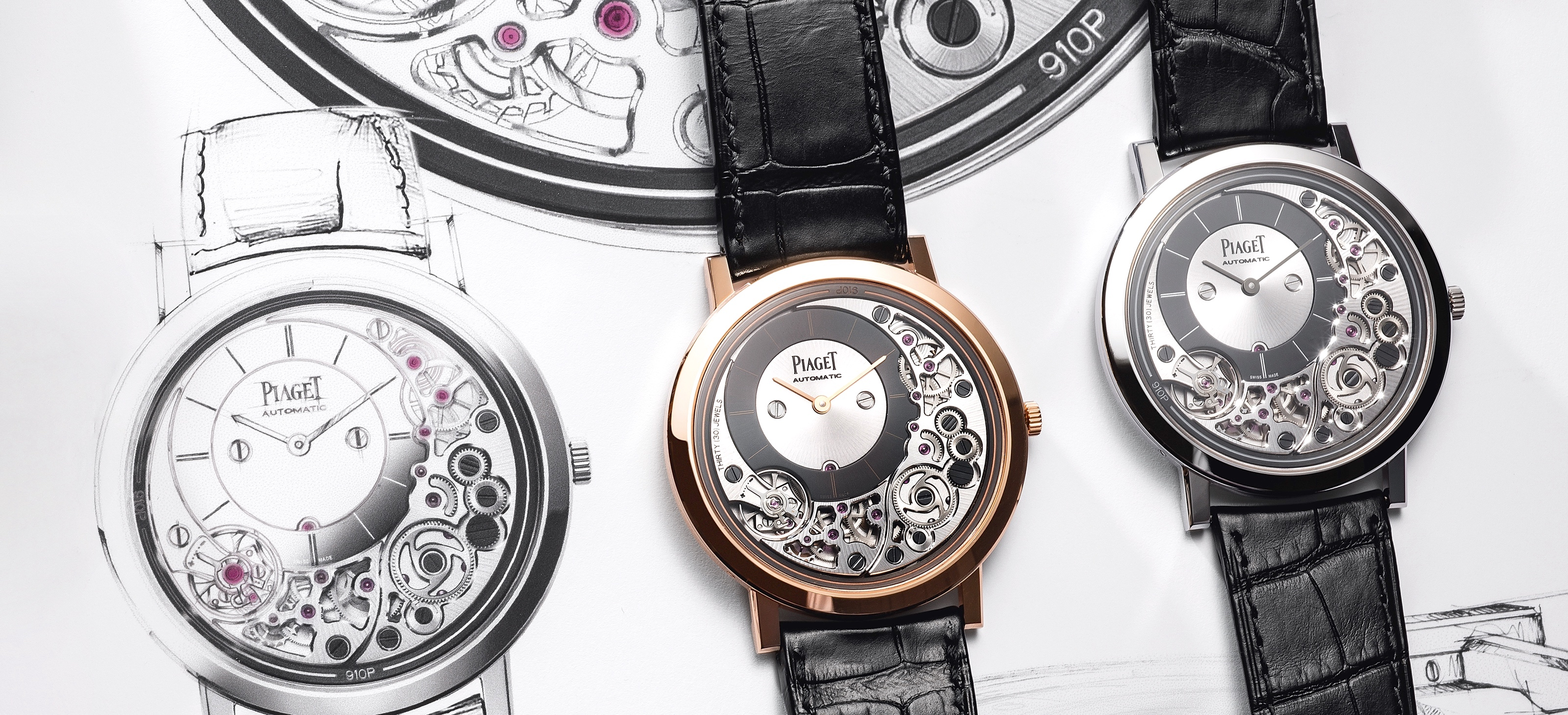 Piaget Altiplano Ultimate Automatic 910P - cover
