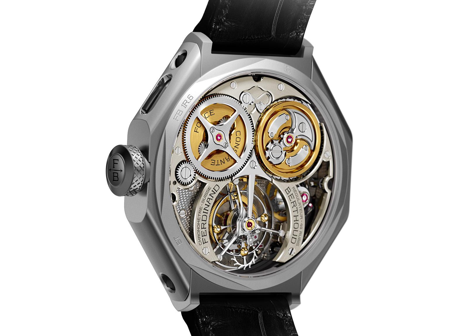 Chronomètre Ferdinand Berthoud FB 1R.6-1