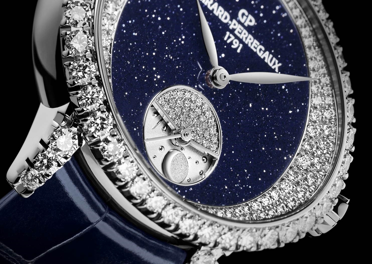 Girard-Perregaux Cats Eye Day and Night High Jewellery SIHH 2018